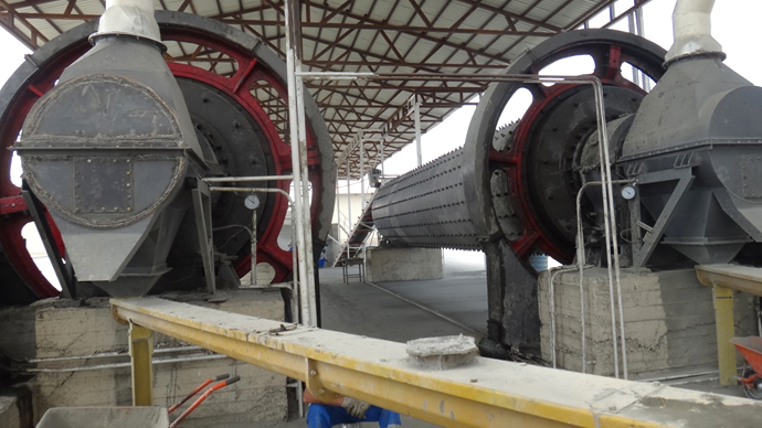 Ball Mill for Processing Limestone Powder