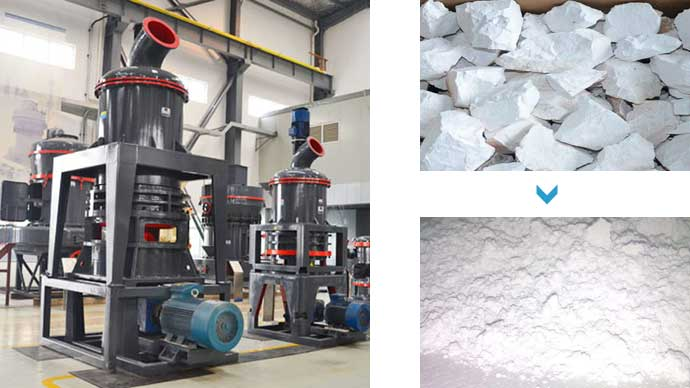 Heavy Calcium Powder Processing Equipment